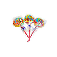 10cm Lolly Pops Super Jumbo/Twist