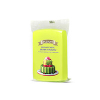 Light Green 250g Vizyon Fondant (Sugar Paste)
