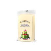 Cream 250g Vizyon Fondant (Sugar Paste)