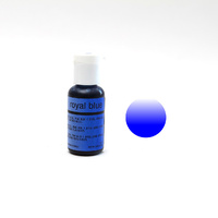 Royal Blue Chefmaster  Airbrush Colours 18.4g