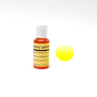 Canary Yellow Chefmaster  Airbrush Colours 18.4g