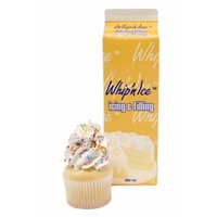 Whip N Ice Vanilla 1kg (pick up only)