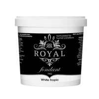 ROYAL FONDANT 1KG TROPIC WHITE