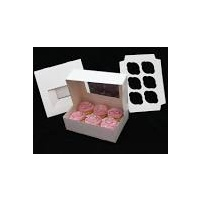 Cupcake Display Box 6hole