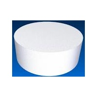 Round Foam Dummy 6 Inch-3 Inch High