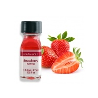 Strawberry-LorannGourmet Super Flavours 3.7ml