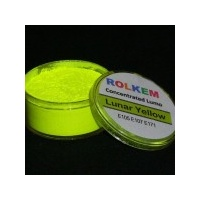 Lunar Yellow Rolkem Colour Powder 5g