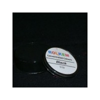 Black Rolkem Colour Powder 5g