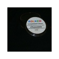 Chocolate Rolkem Colour Powder 5g