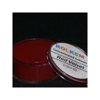 Red Velvet Rolkem Colour Powder 5g