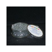 Crystals Silver Rolkem Colour Powder 5g