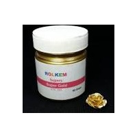 Super Gold Rolkem Colour Powder 50g