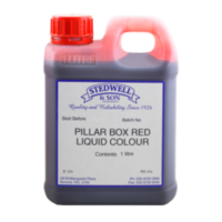 PillarBox Red Liquid Food Colour 1L