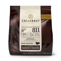 Belgium Callebaut Dark Chocolate 400g