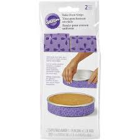 Wilton-4 Piece Bake Even Strips