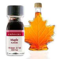 MAPLE -LorannGourmet Super Flavours 3.7ml