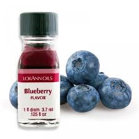 BLUEBERRY -LorannGourmet Super Flavours 3.7ml