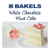 1 kg Bakels White Chocolate Mudcake Mix