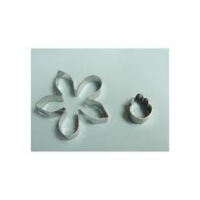 Singapore Orchid Cutter set of 2