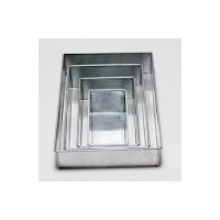 Rectangle Cake Tin 175x125