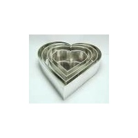 Heart Tin 140mm