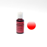 Super Red Chefmaster  Airbrush Colours 18.4g