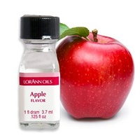 Apple -LorannGourmet Super Flavours 3.7ml