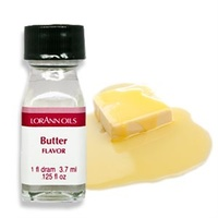 Butter -LorannGourmet Super Flavours 3.7ml