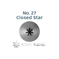 Loyal Closed Star Tip No.27
