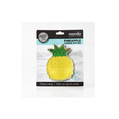 Pineapple Cokie Cutter
