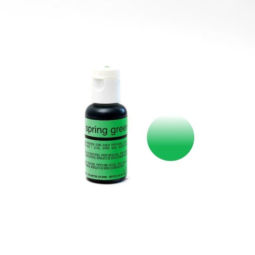 Spring Green Chefmaster  Airbrush Colours 18.4g