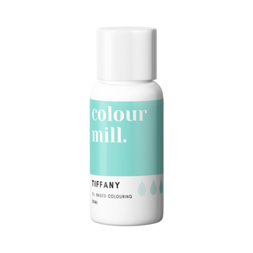 Tiffany Oil Based Colouring 20ml by Colour Mill