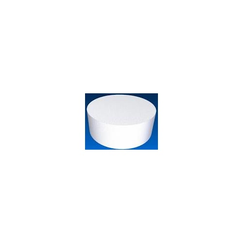 Round Foam Dummy 7 Inch-3 Inch High