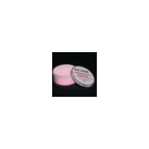 Baby Pink Rolkem Colour Powder 5g